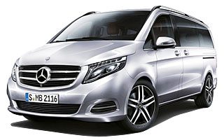 Lease cheap Mercedes V Class Estate