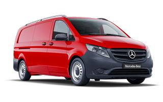 Lease cheap Mercedes Vito Van