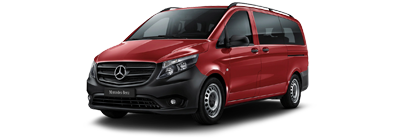 Mercedes Vito Tourer picture, very nice
