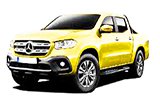 Mercedes X Class Double Cab Pick-up