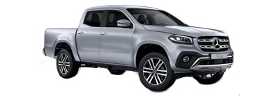 Mercedes X Class Double Cab Pick-up picture, very nice