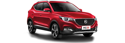 Mg ZS picture, very nice
