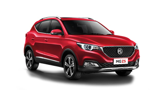 Lease cheap Mg ZS