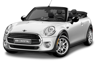 Lease cheap Mini Convertible