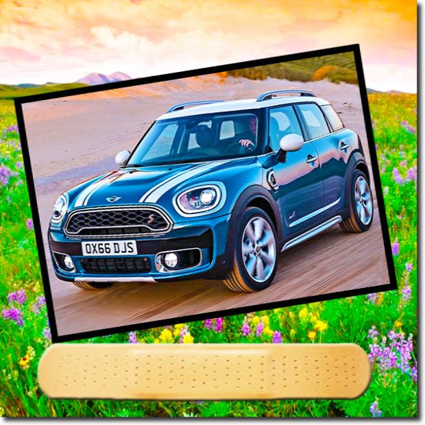 Mini Countryman Hatch