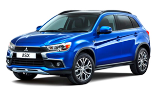 Lease cheap Mitsubishi ASX Estate