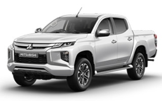 Lease cheap Mitsubishi L200 Double Cab Pick-up