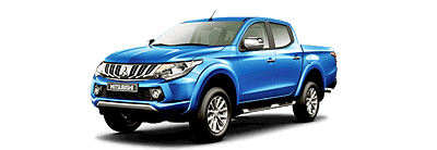 Mitsubishi L200 Double Cab Series 5 picture, very nice