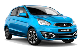 Lease cheap Mitsubishi Mirage