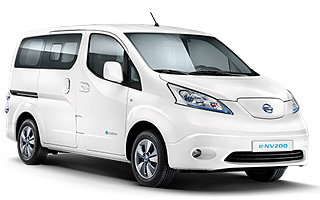 Lease cheap Nissan E-NV200 Estate