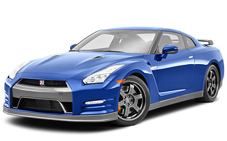 Lease cheap Nissan GT-R Coupe