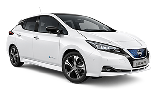 Lease cheap Nissan Leaf