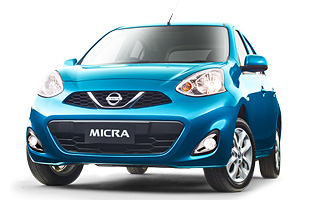Nissan Micra (to 2016)