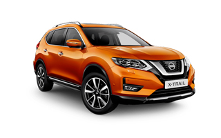 Lease cheap Nissan X-Trail Station Wagon