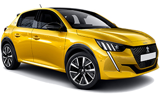 Lease cheap Peugeot 208