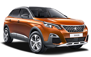 Lease cheap Peugeot 3008 Estate