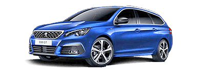 Peugeot 308 SW picture, very nice