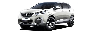 Peugeot 5008 Estate (2017-18) picture, very nice