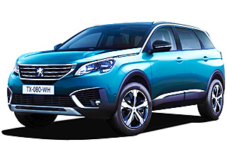 Lease cheap Peugeot 5008 Estate