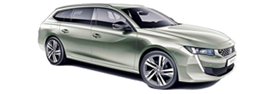 Peugeot 508 Estate picture, very nice