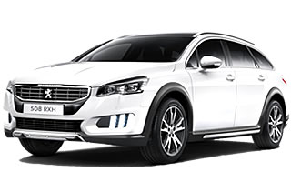 Lease cheap Peugeot 508