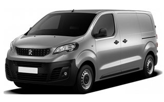 Lease cheap Peugeot Partner Van