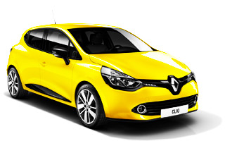 Lease cheap Renault Clio