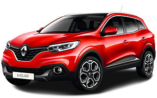 Renault Kadjar (2015 on)