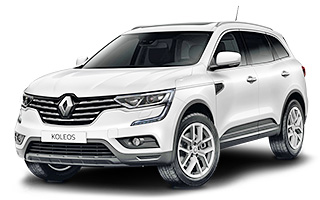 Lease cheap Renault Koleos Estate