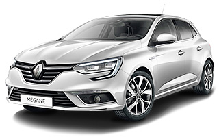 Lease cheap Renault Megane
