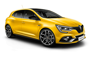 Lease cheap Renault Megane RS