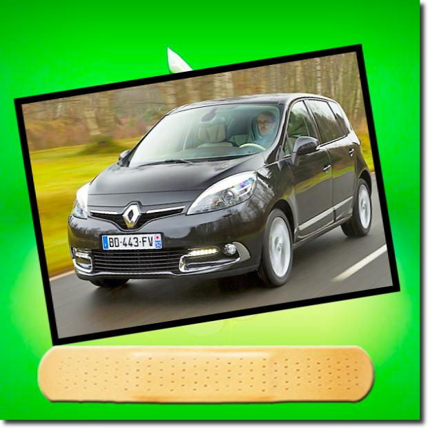Renault Scenic Estate