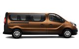 Renault Trafic LWB Minibus