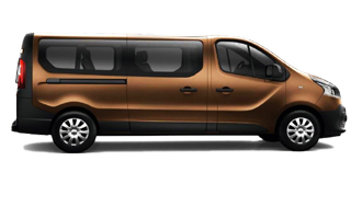 Renault Trafic SWB Minibus