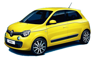 Lease cheap Renault Twingo