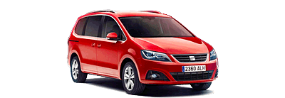 Seat Alhambra Estate picture, very nice
