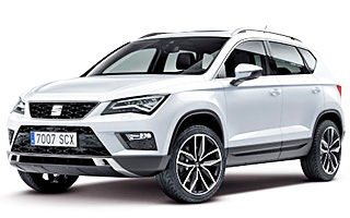 Lease cheap Seat Ateca Estate