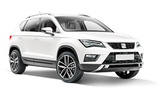 Lease cheap Seat Cupra Ateca Estate