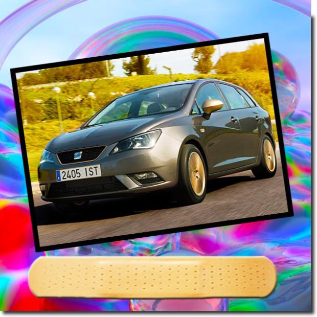 Seat Ibiza ST