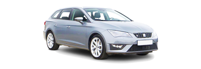 Seat Leon Estate picture, very nice