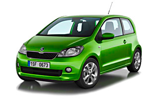 Lease cheap Skoda Citigo