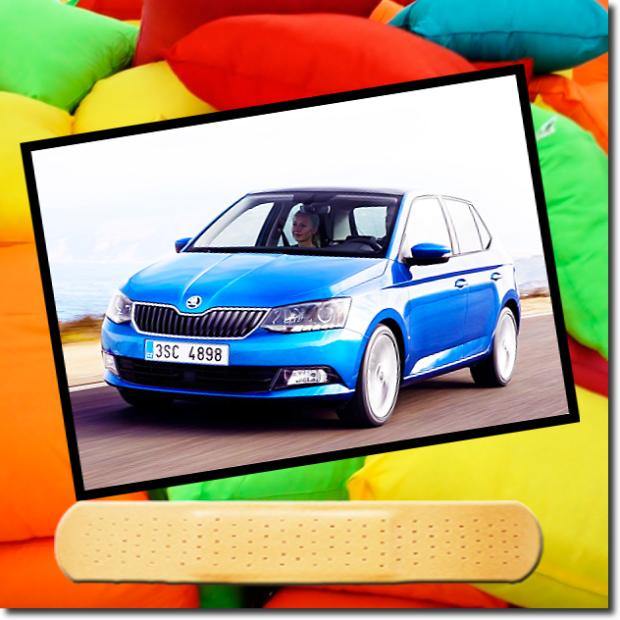 SKODA FABIA Personal Car Leasing Deals UK