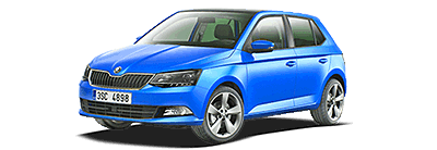 Skoda Fabia picture, very nice