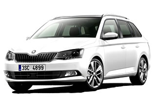 Lease cheap Skoda Fabia Estate