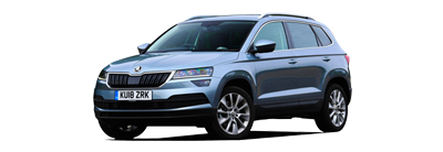 Skoda Karoq Estate picture, very nice