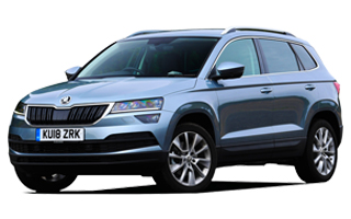 Lease cheap Skoda Karoq Estate