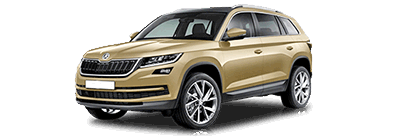Skoda Kodiaq Estate picture, very nice