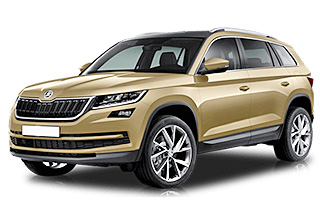 Lease cheap Skoda Kodiaq Estate