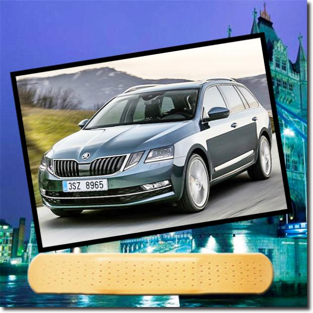 SKODA OCTAVIA ESTATE Personal Car Leasing Deals UK