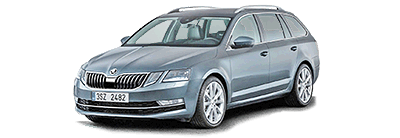 Skoda Octavia Estate picture, very nice